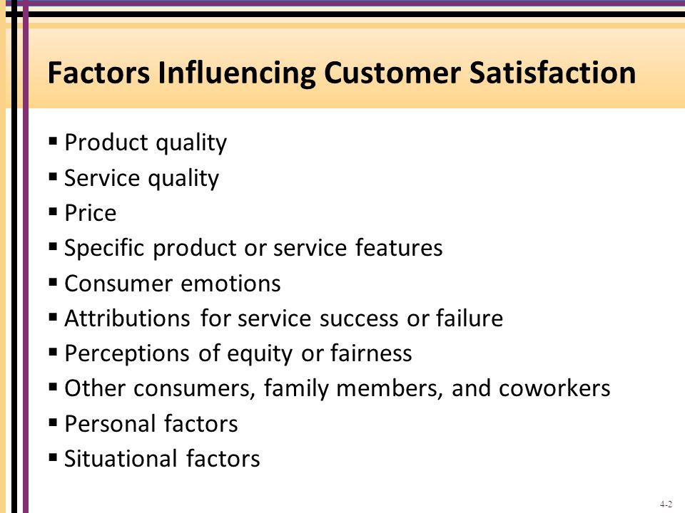 factors influencing customer loyalty essay Factors influencing consumer behavior is one of the subject in  demographic factors this includes individual  the ladder of loyalty customer retention.