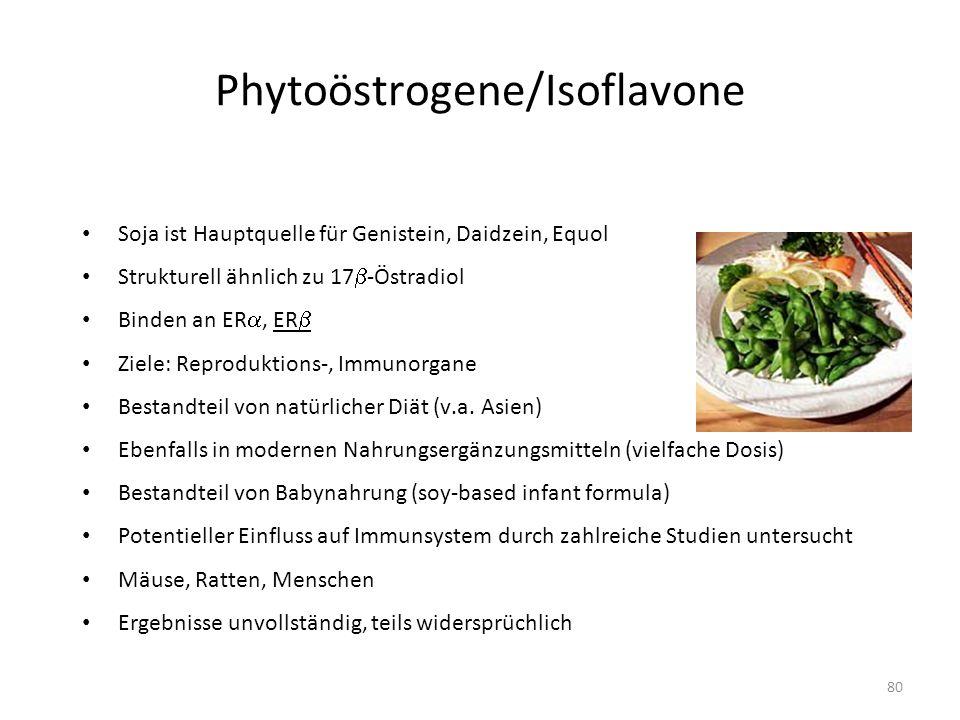 Phytoöstrogene/Isoflavone
