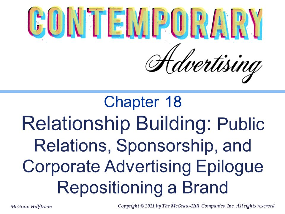 defining the relationship between public relations and marketing