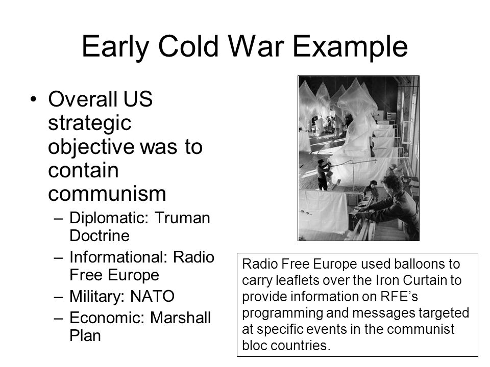 Strategy lsn ppt video online download - The marshall plan was designed to ...