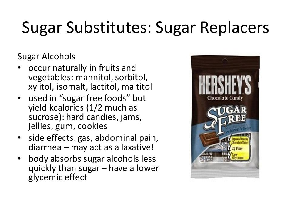 Difference Between Sugar and Sweetener