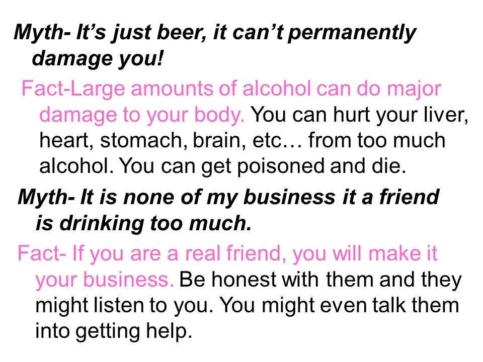 Can You Die From Drinking Too Much Beer