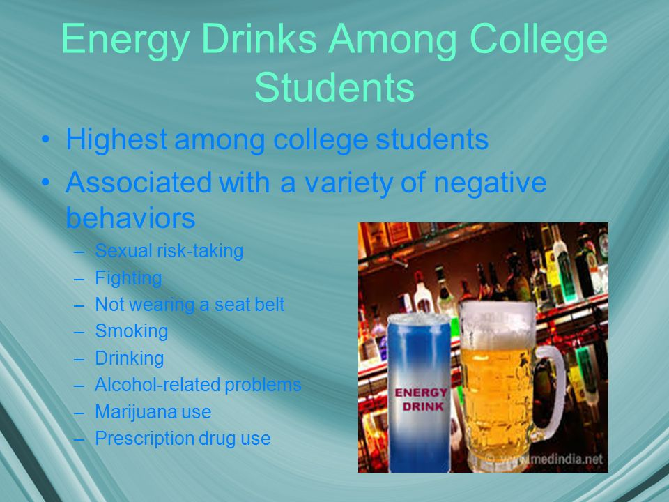 an introduction to the drinking problem among college students How much do college students really drink  college drinking is in the news again,  and the college environment can exacerbate the problem.