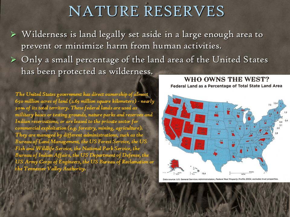 Sustaining terrestrial biodiversity the ecosystem approach ppt download - Us bureau of reclamation ...