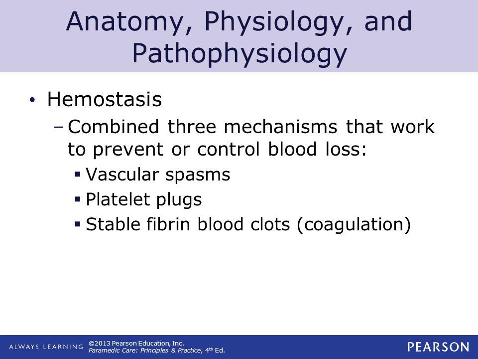anatomy physiology and pathophysiology pdf