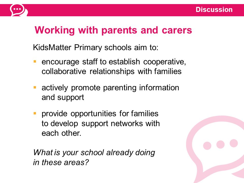 working with parents or carers and Learn about our campaigning to give young carers a future they deserve read more about our help and support for young carers  encourage whole family working.