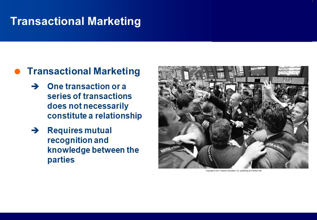 transactional marketing vs relationship articles