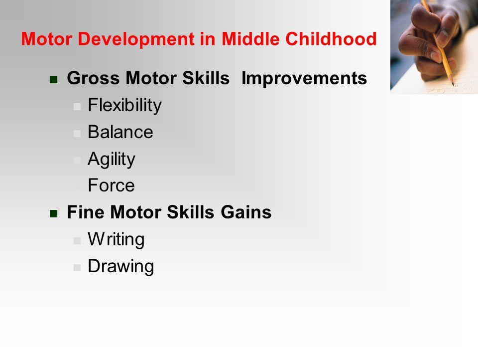 Essay motor development