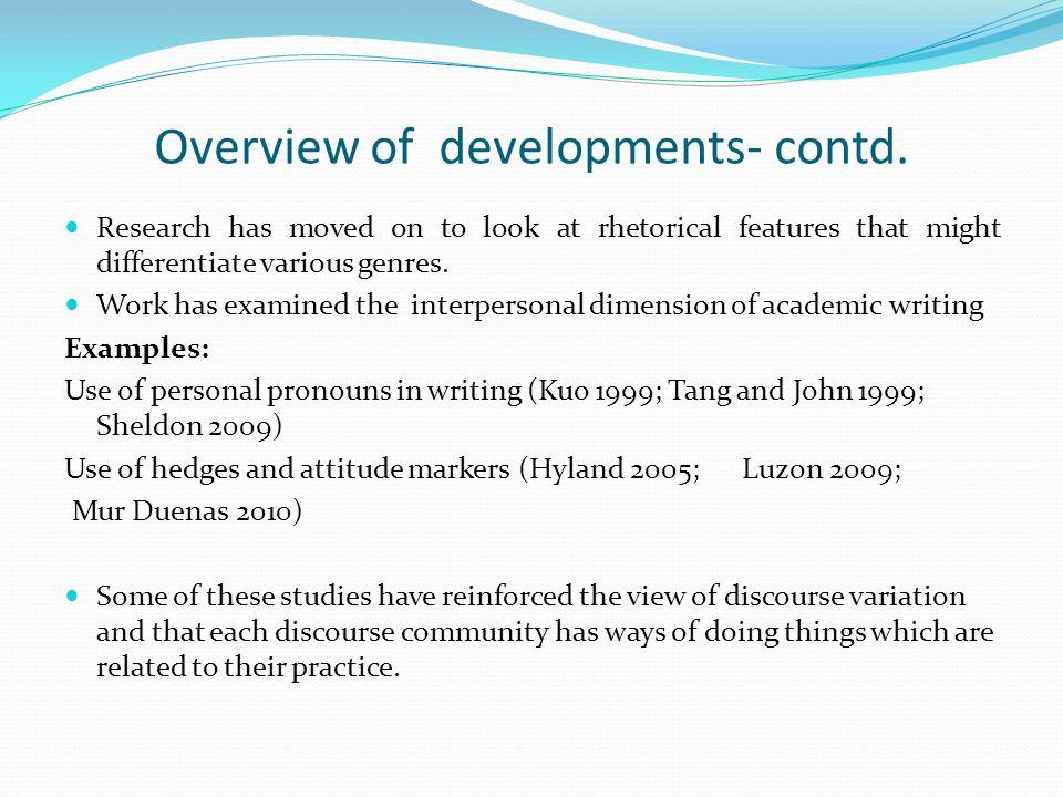 discourse community essay questions