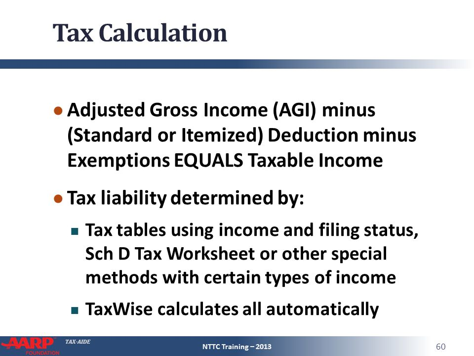 Itemized Deductions Tax Computation ppt download – 2013 Itemized Deduction Worksheet
