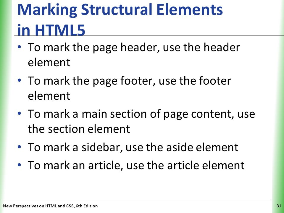 how to use section in html5 28 images html5  : MarkingStructuralElementsinHTML5 from 165.227.196.75 size 960 x 720 jpeg 82kB