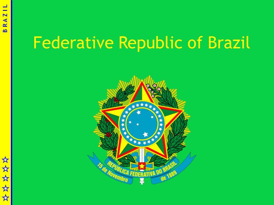 Federative Republic Of Brazil Ppt Video Online Download - Federative republic of brazil map