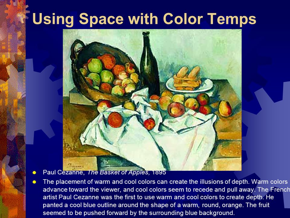 Using Space with Color Temps