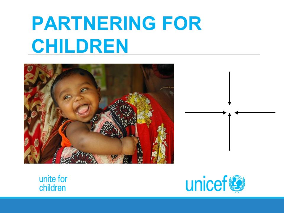 PARTNERING FOR CHILDREN