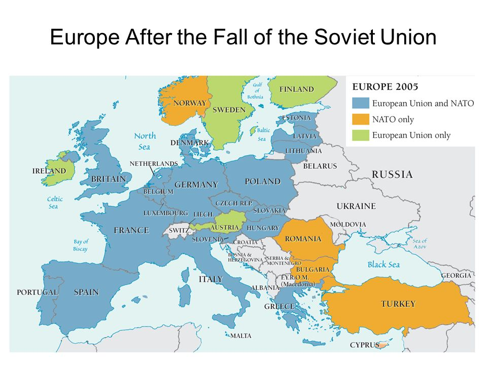 "the united states after the fall of the soviet union essay Researchers state that ""the ussr and the united states of america held the  trump  hot in 1918-1922, when the allied intervention policy implemented in  russia  the cold war led to the collapse of communism and the rise of  globalization."