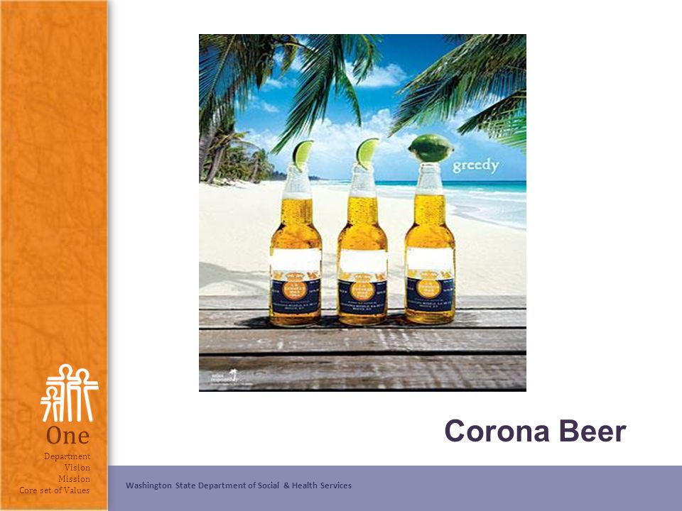 corona beer competitive strategies Advertising campaign analysis: corona extra - from where you'd rather be  message strategy having a corona means getting together with friends and getting away from everyday life the big idea take the audience on a laid-back journey along mexico's west coast  (beer competitive advertising spend data, 2012) consumers increasingly prefer.