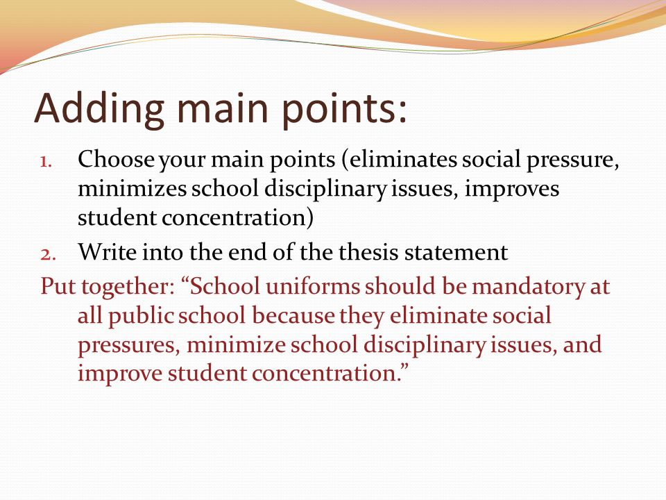 social issues thesis statements Unveil five great ideas for selecting good topics for your sociology thesis examples of sociology thesis thesis statements thesis of social issues under.