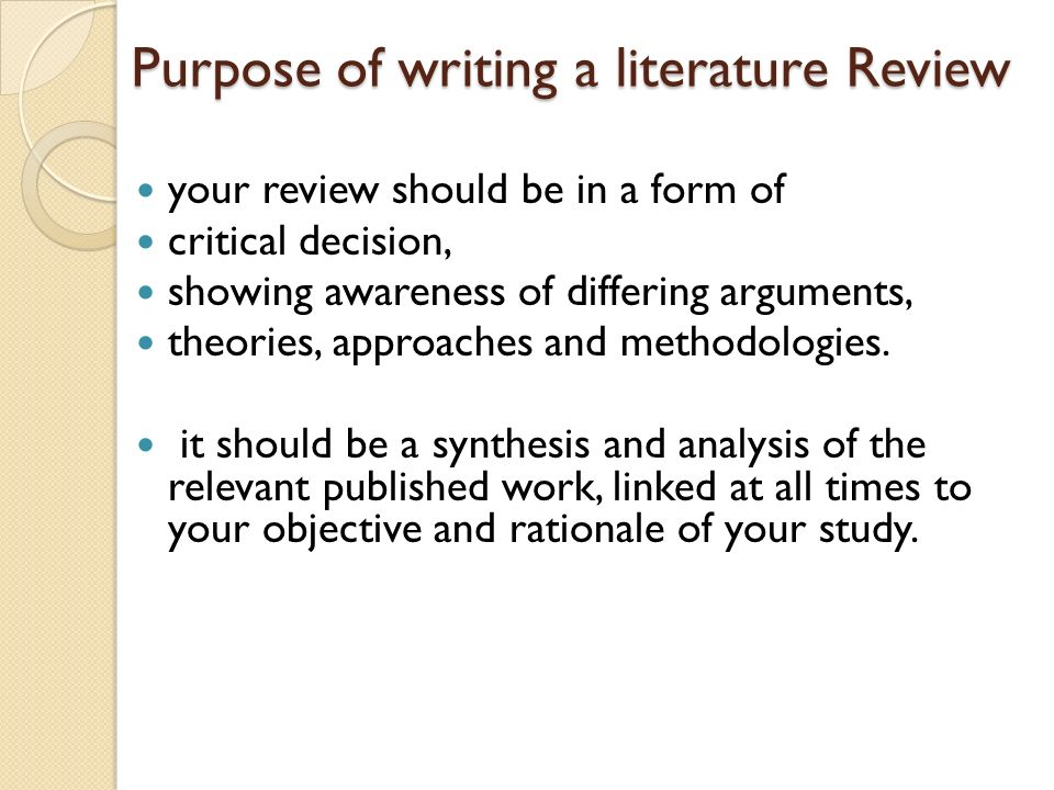 """an analysis of a review of a literature Job analysis literature reviews: from """"just the facts"""" to fabulous  narrow literature review = small list of tasks and ksas = narrowly defined."""