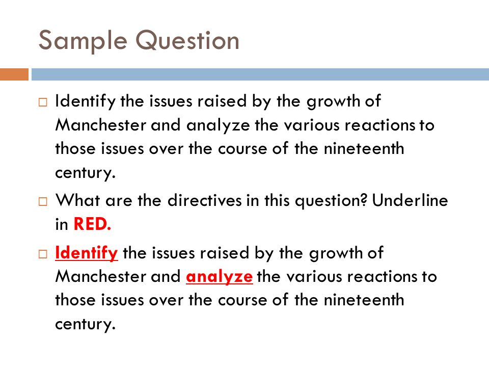 an analysis of the issues raised by the growth of manchester and the reactions to those issues durin Stakeholder management chapter contents 241 introduction team can identify conflicting or competing objectives among stakeholders early and develop a strategy to resolve the issues arising from them stakeholder analysis should be used during phase a (architecture vision.