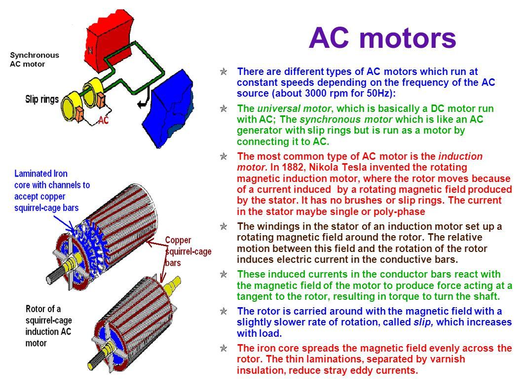 9 3 Motors And Generators Ppt Download