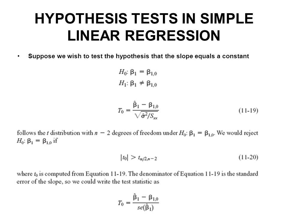 The regress problem essay