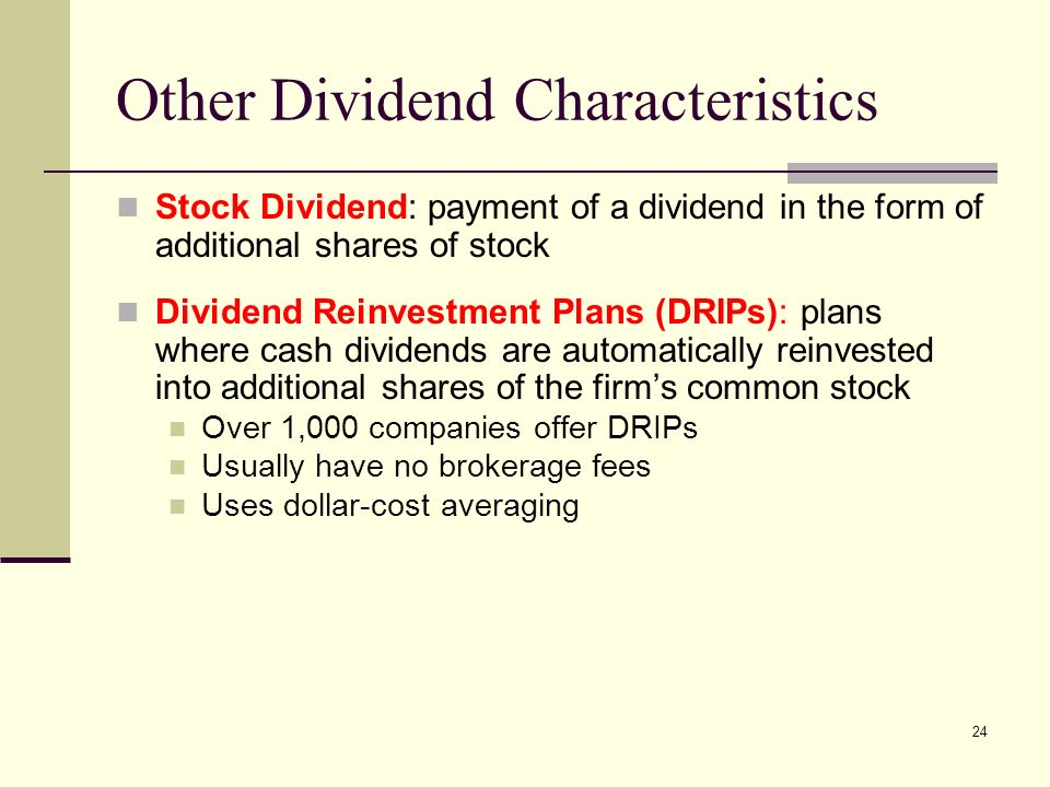 Investing in Common Stocks - ppt video online download