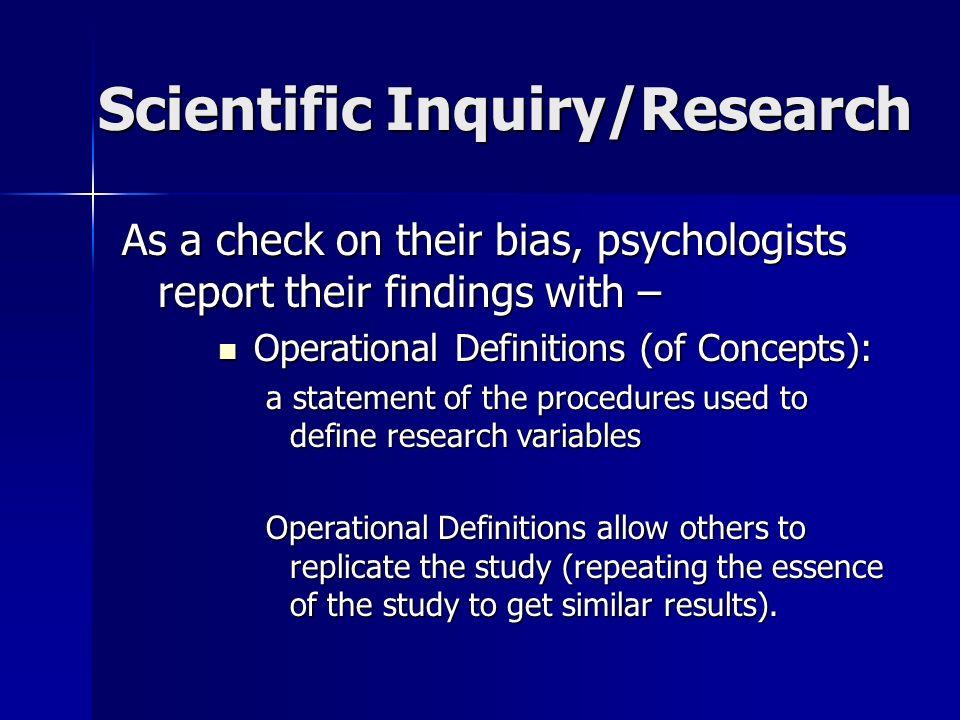 defining psychology