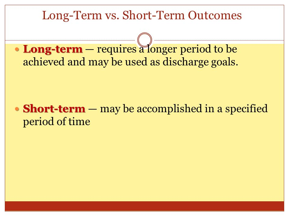 Forex short term vs long term