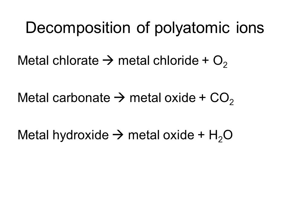 decomposition of sodium chlorate to create How do you make sodium chlorate  which i could possibly see through electryolosis decomposition also you said air tight container which makes .