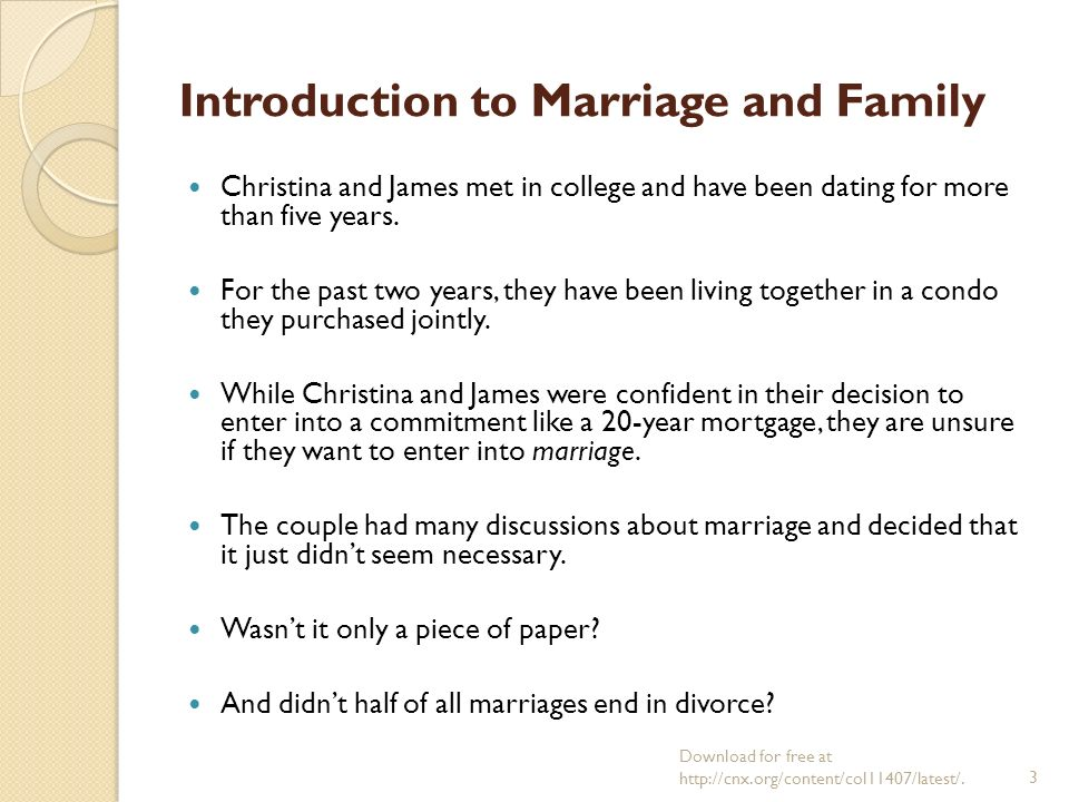 introduction to divorce essay