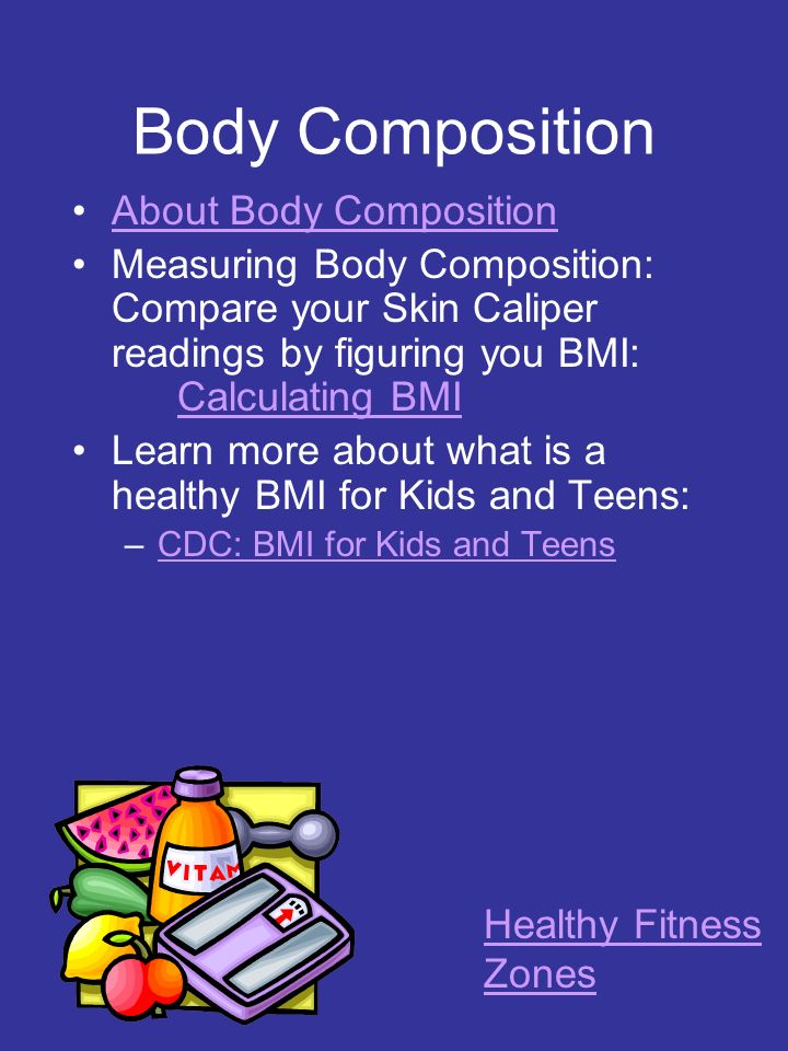 Body Composition About Body Composition