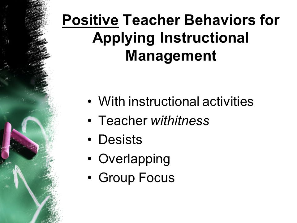 Elementary Classroom Management Plan ~ Exploring the theories of instructional management jacob