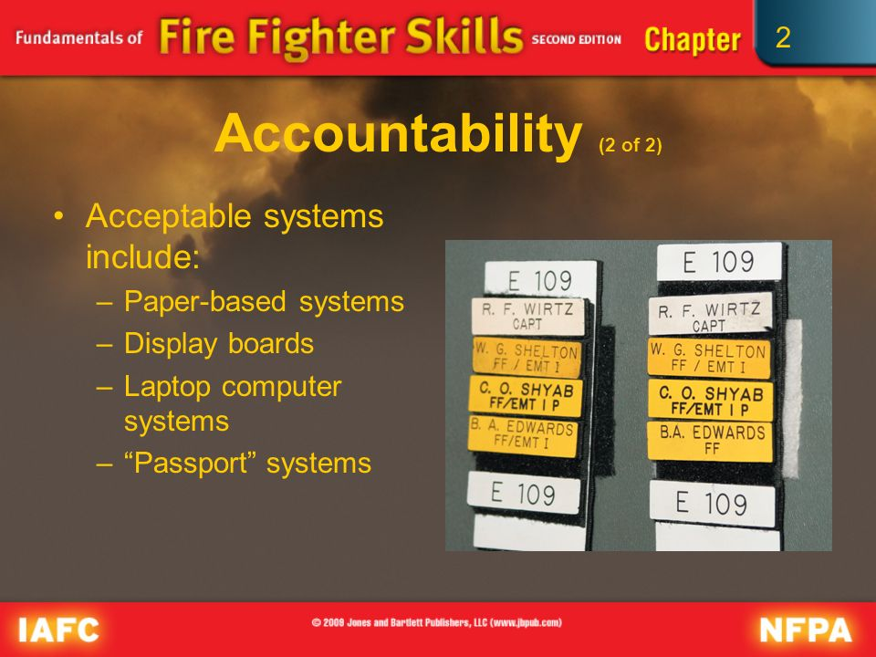 accountability of equipment Accountability must occur at all levels of an organization, be tied to strategic  goals and involve an ongoing process of evaluation and.