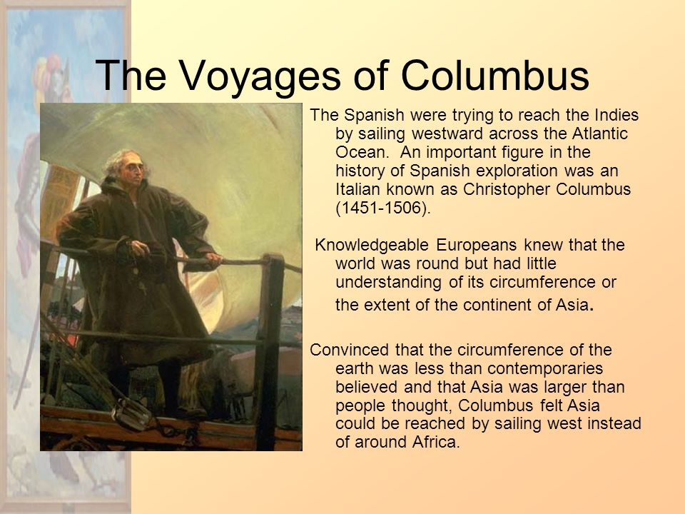the history of the expedition and conquests of spain in the atlantic world encounters The iberians who ultimately colonized the americas were guided by a history of conquest and crusade long before they crossed the atlantic the iberian peninsula is made up of spain and portugal the moors: in the year 711, north african muslims, called moors, seized much of the peninsula from its former christian rulers.
