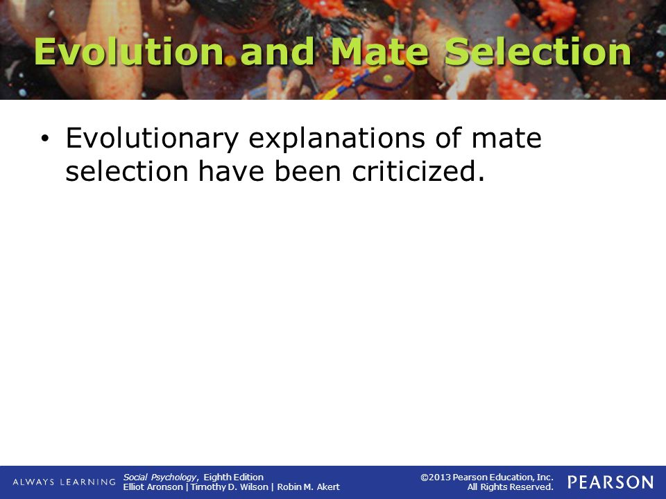 behavior involved in mate selection and attraction Behavior involved in mate selection and attraction - behavior involved in mate selection and attraction reproduction in homo sapiens, as in all.
