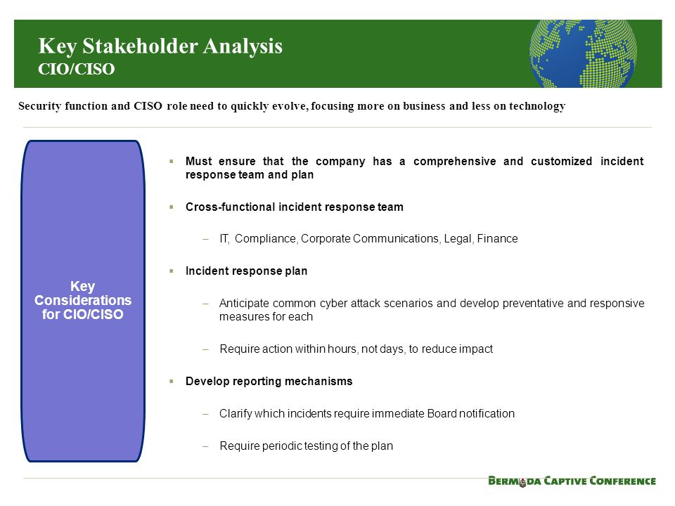considerations of stakeholder analysis Stakeholder management is the process by which you identify your key stakeholders and win their support stakeholder analysis is the first stage of this, where you identify and start to understand your most important stakeholders the first stage of this is to brainstorm who your stakeholders are.