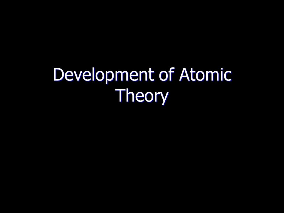 Unit 2 Atomic/Nuclear Theory/Periodic Patterns - ppt download   960 x 720 jpeg 21kB
