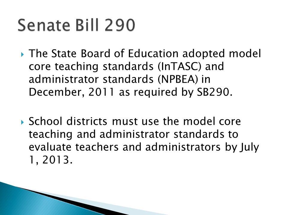 Senate Bill 290