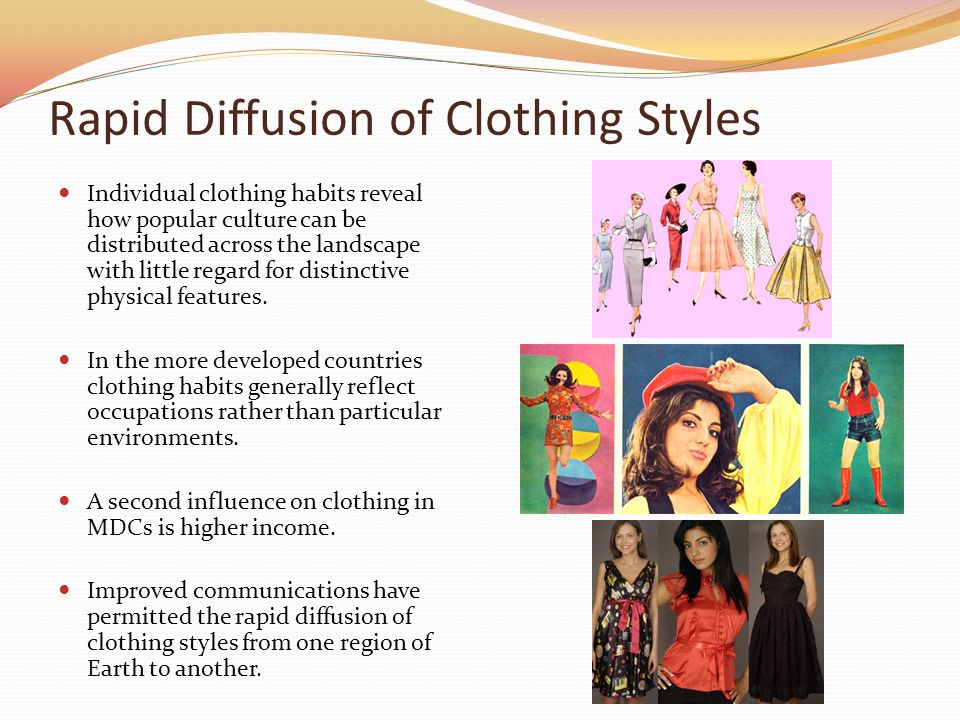 Diffusion clothes online