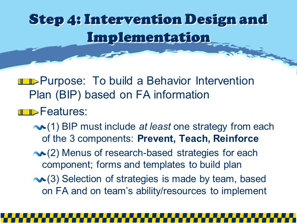 Intervention For Young Children'S Challenging Behaviors - Ppt Download