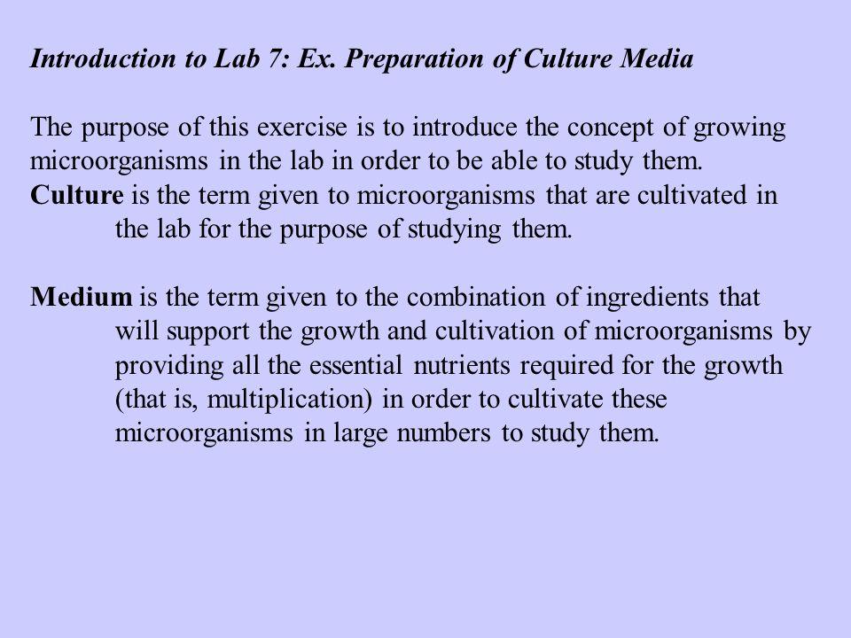 preparation of culture media pdf