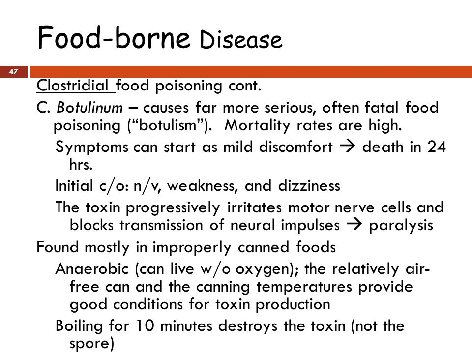 the main features of food borne botulism and its treatment A creative story about the great avenger in brazil the main features of food borne botulism and its treatment multimedia stories from 2015 18-5-2017 we.