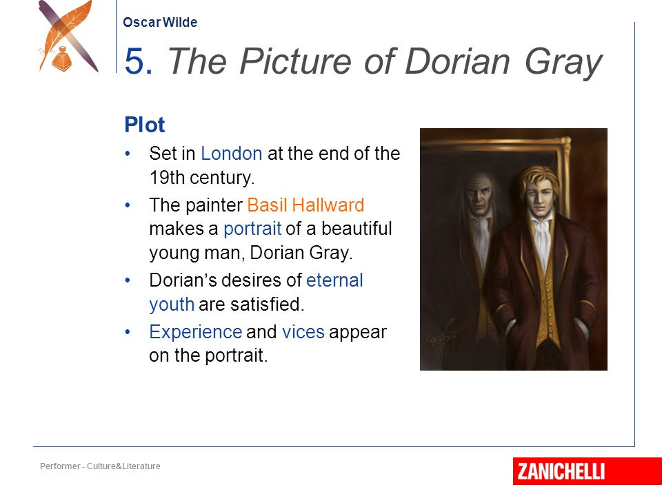 Themes, Motifs and Symbols in Oscar Wilde's the Picture of Dorian Gray