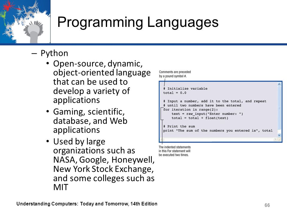 how to develop a new programming language