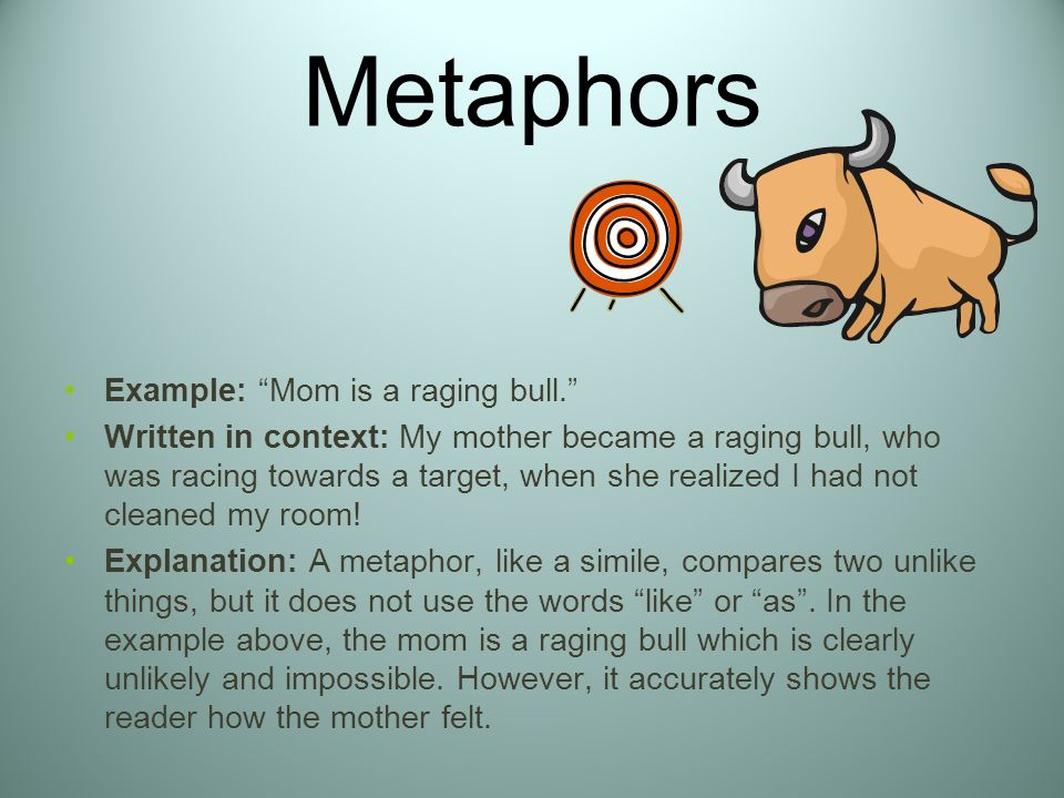 methaphors simile of mother Parent inspired similes and metaphors class blog1  please post a simile or metaphor that you feel represents what great qualities your parents have.