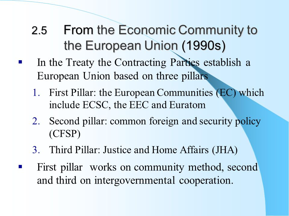 an introduction to the european union the formaton 1 what prompted the formation of the european union 2 identify the risks associated with global capital markets use a reference for each in apa.