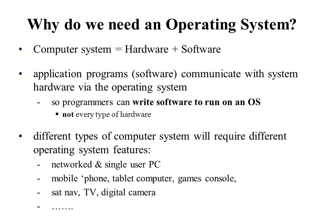 os its type and features This type of os allows multiple users to simultaneously  the processor splits its resources and handles one user  wat r d different types of operating systems.