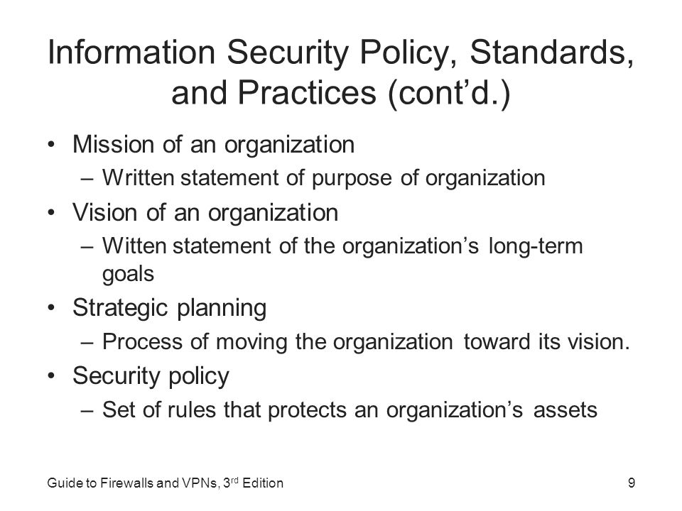 statement of purpose computer security This statement of work (sow) describes the basic services contractors must  provide to  operations and infrastructure, cyber security, data management,  and.