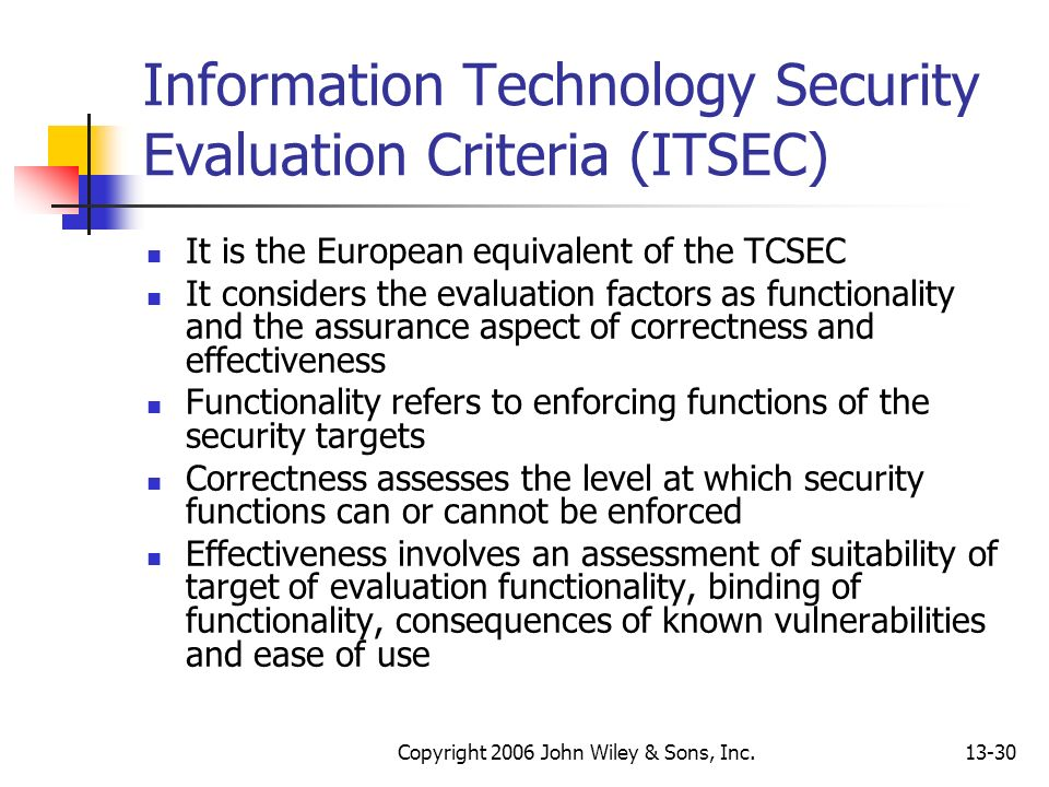information technology evaluation It project request and evaluation process for projects that involve the non-curricular use of information technology, clark utilizes an it project request form to.