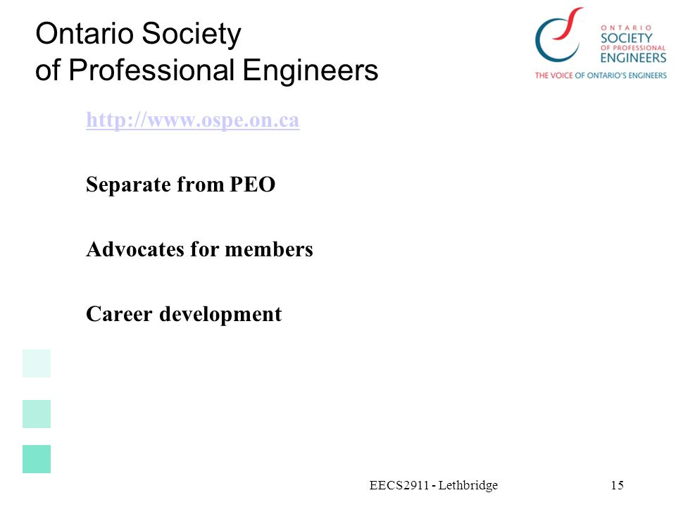 how to become a professional engineer in ontario